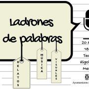 """""""Ladrones de palabras"""", actividad de cultura inclusiva de Grupo AMÁS."""