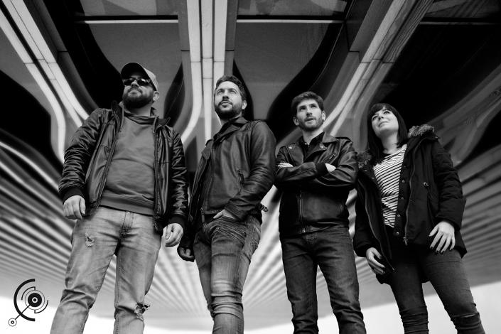 "Grupo de Rock ""Fractal""."