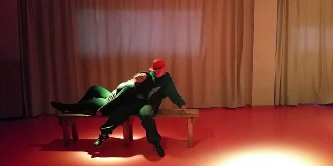 Momento de una actuación de AMÁS Escena. Foto: Grupo AMÁS.