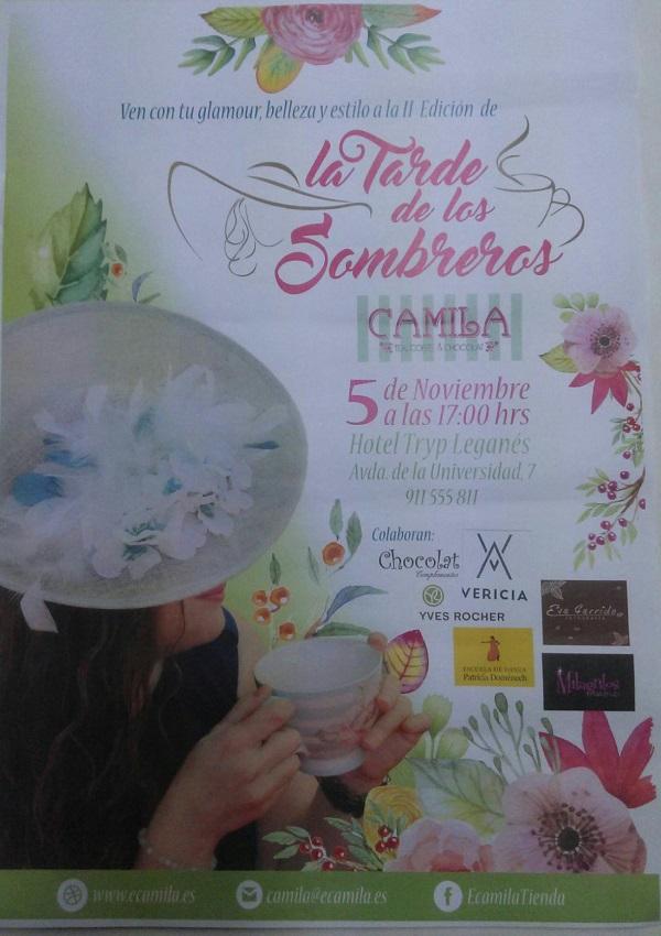 La firma de moda española Vericia participa en este evento inclusivo.