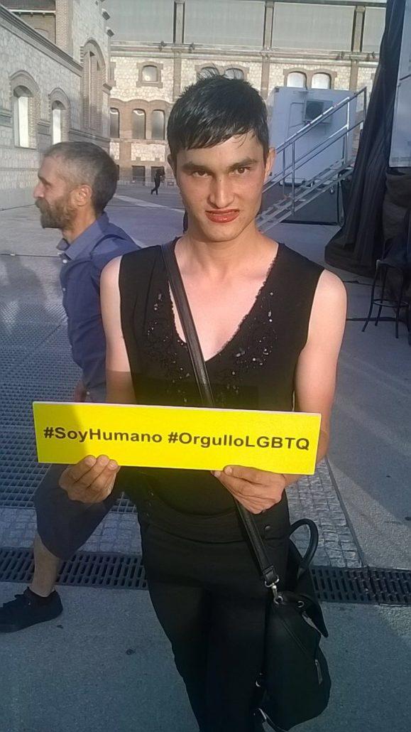 Acto de World Pride 2017. Foto: Grupo AMÁS.