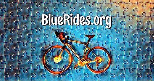 Blue Rides, la aventura solidaria en bicicleta que arranca el 20 de Julio.