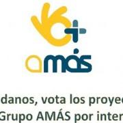 Vota los proyectos de Grupo AMÁS. Foto: Grupo AMÁS.