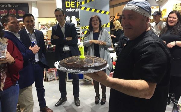Celebración Primer Aniversario de la Concep Store Másymenos. Foto: Grupo AMÁS.