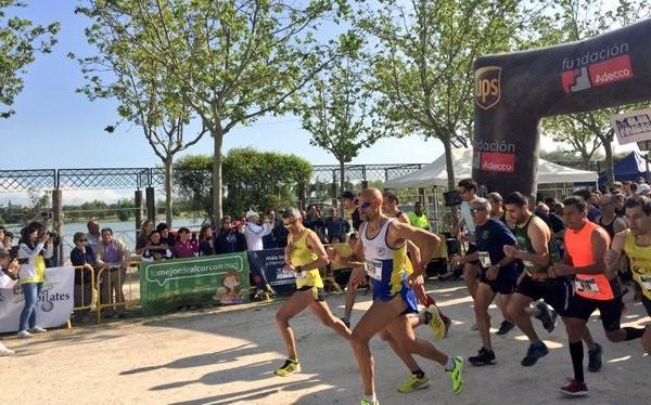 El 28 de mayo se celebra la Carrera por la Inclusión de Grupo AMÁS. Foto: Grupo AMÁS.