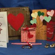 El San Valentín más solidario en la Concept Store Másymenos de Grupo AMÁS. Foto: