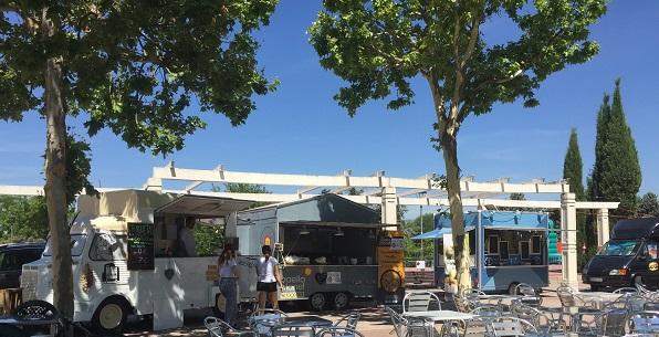 Food Truck en #InclusiónExperience. Foto: Grupo AMÁS.