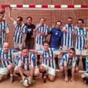 C.D. Leganés AMÁS B . Foto: Grupo AMÁS.
