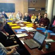 Acto de constitución del nuevo Comité Ciudadanía de Grupo AMÁS. Foto: Grupo AMÁS.