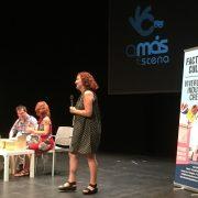 AMÁS Escena seleccionado como proyecto innovador por Emprende Escena. Foto: Grupo AMÁS.