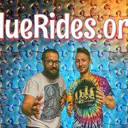 Blue Rides, la aventura solidaria del verano en beneficio de personas con discapacidad intelectual.