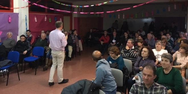 Celebración Asamblea Afandem, febrero de 2016. Foto: Grupo AMÁS.