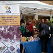 Grupo AMÁS en la Semana de la Salud de Leganés. Foto: Grupo AMÁS.