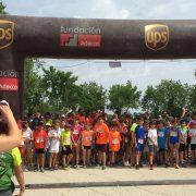 IX Carrera por la Inclusión de Grupo AMÁS. Foto: Grupo AMÁS.