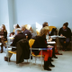 Grupo AMÁS imparte un curso en Lectura Fácil en el Ayuntamiento de Leganés. Foto: Grupo AMÁS.