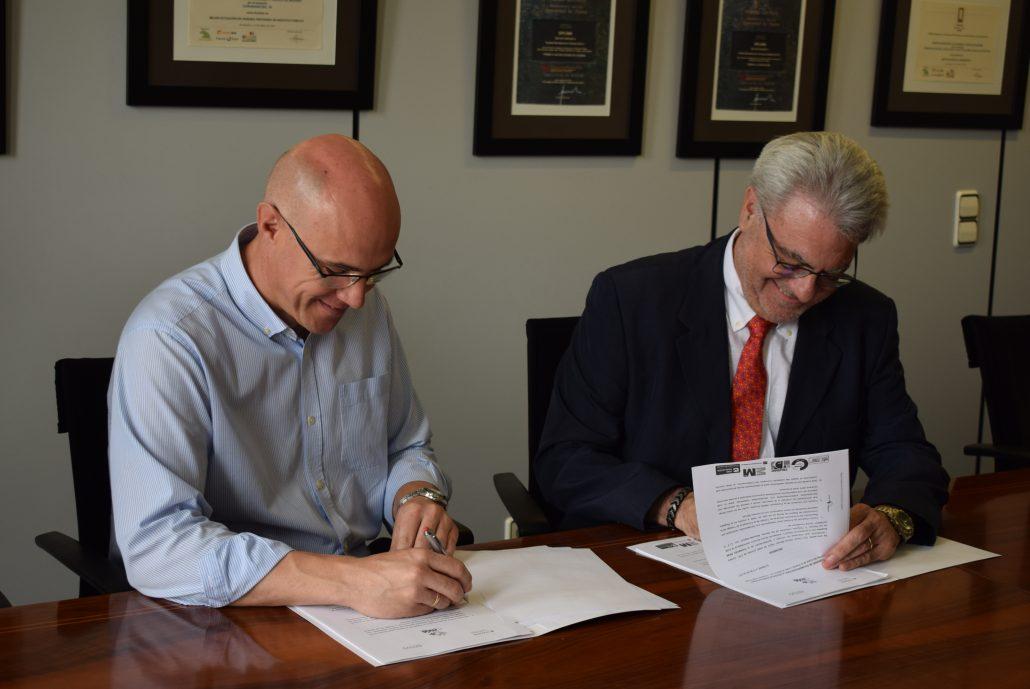 Emvs firma acuerdo para gestionar los residuos grupo am s for He firmado acuerdo clausula suelo