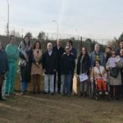 Los micro huertos de la Fundación AMÁS Social en Leganés. Foto: Grupo AMÁS.