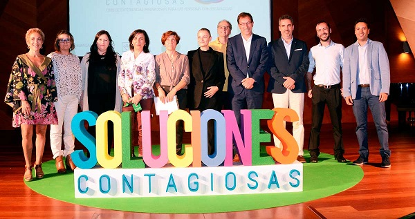 "Foro ""Soluciones Contagiosas 2018""."