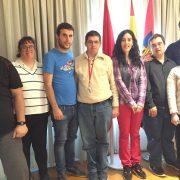 Algunos de los 39 candidatos al Comité Ciudadanía. Foto: Grupo AMÁS.