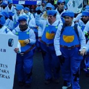 Carnavales en Alcorcón 2016.