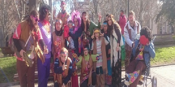 Carnavales 2016 en Leganés. Foto: Grupo AMÁS.