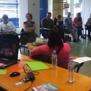 Jornada sobre el derecho a la sexualidad de las personas con discapacidad en la Semana de la Salud de Móstoles. Foto: Grupo AMÁS.