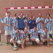 El equipo del C.D. Leganés AMÁS B. Foto: Grupo AMÁS.