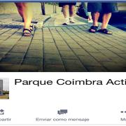 Página Parque Coimbra Activo en Facebook. Foto: Grupo AMÁS.
