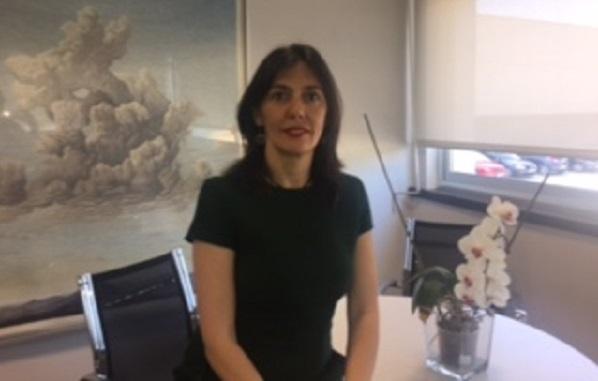 Sagrario Esperanza Ortiz, Directora de Cualtis Madrid Sur.