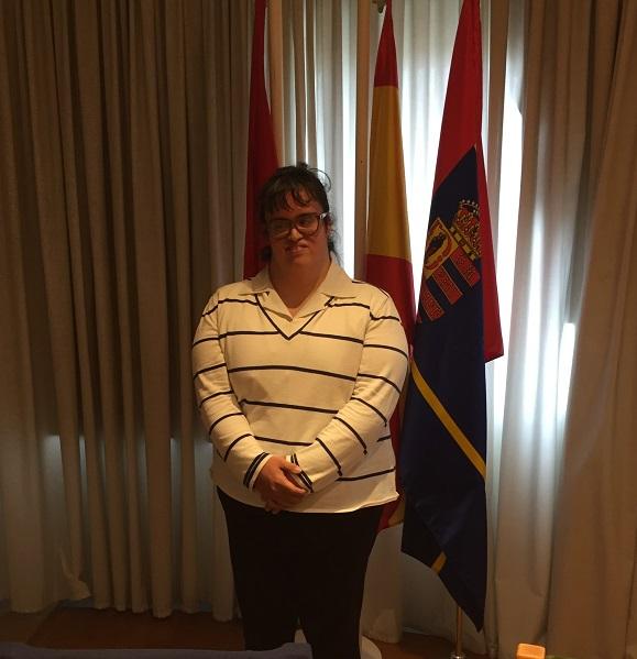 Maite Guzmán, candidata a Comité Ciudadanía. Foto: Grupo AMÁS.
