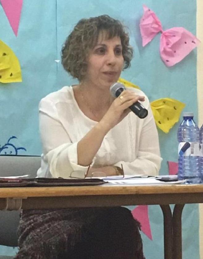 Maria Ángeles Sancho, Presidenta de Afandem. Foto: Grupo AMÁS.