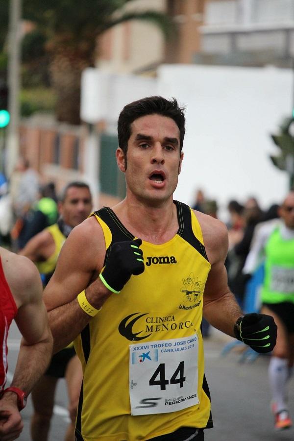 Mario Corchero.