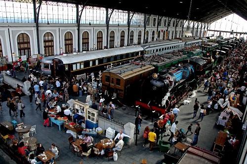 Mercado de Motores de Madrid.