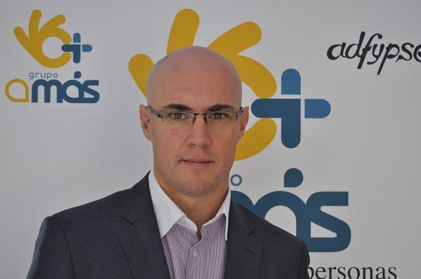 Óscar García, Director General de Desarrollo Corporativo de Grupo AMÁS. Foto: Grupo AMÁS