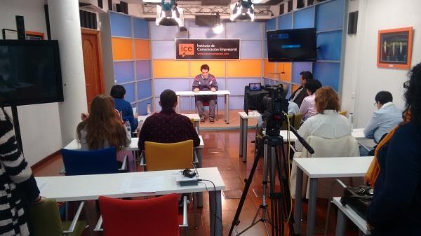 Prácticas de Infofácil en el ICE. Foto: Grupo AMÁS.