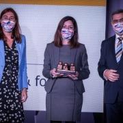 Entrega premio Fundación Randstad