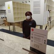 Ramona en el Museo Thyssen