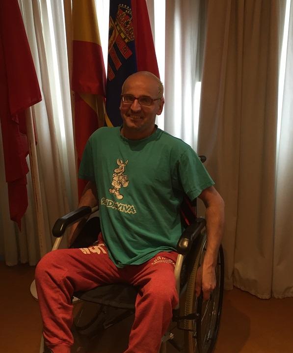 Tomás Morgado, candidato a Comité Ciudadanía. Foto: Grupo AMÁS.