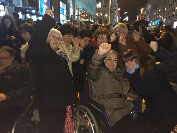 Grupo de Mujeres de Grupo AMÁS. Foto: Grupo AMÁS.