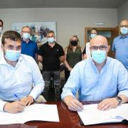 Firma acuerdo para la inserción laboral con ESMASA
