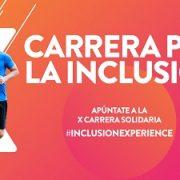 Xanadú, patrocinador oficial de la X Carrera por la Inclusión de Grupo AMÁS.