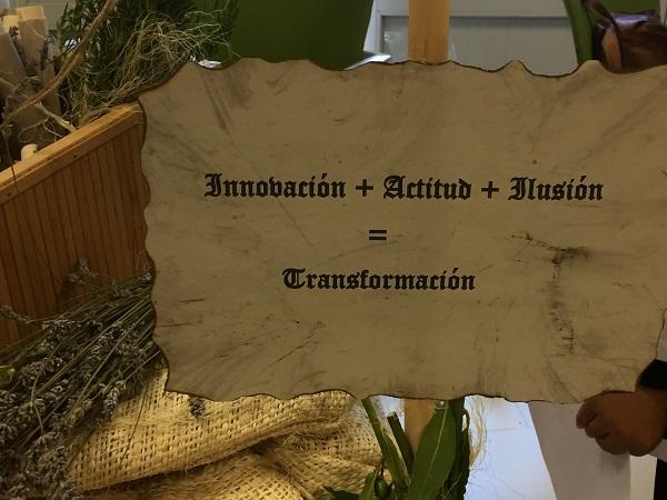 Puesto de Transformación de Servicios Ocupacionales. Foto: Grupo AMÁS.