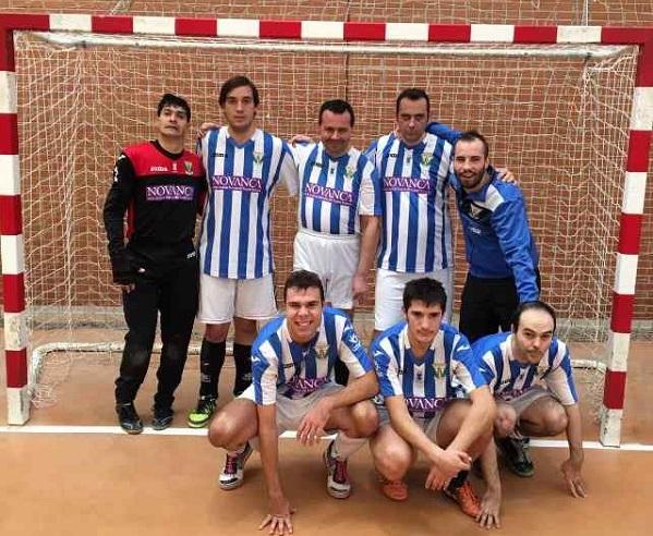 C.D. Leganés AMÁS A. Foto: Grupo AMÁS.