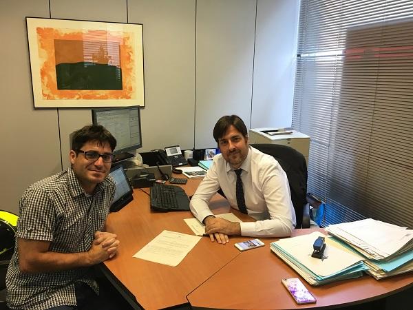 """La Fundación Bancaria """"la Caixa"""" respalda el proyecto """"Marcadores de inclusión"""" de Club Amigos. Foto: Grupo AMÁS."""