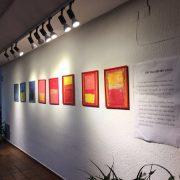 """""""Un mundo de color"""". Foto: Grupo AMÁS."""