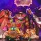"""La actriz Ana Martín, de AMÁS Escena, protagonizando """"Dumbo. El musical"""" en el Teatro Nuevo Apolo. Foto: Candileja Producciones"""