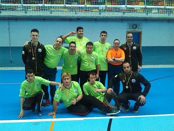 I torneo unificado de Azuqueca de Henares. Foto: Grupo AMÁS.
