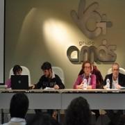 Celebración de las Jornadas AMÁS Fácil, el proyecto premiado por Europ Assitance y Dohelping. Foto : Grupo AMÁS.