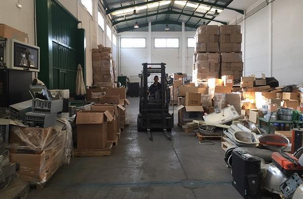 Instalaciones de Misión Ecotech. Foto: Grupo AMÁS