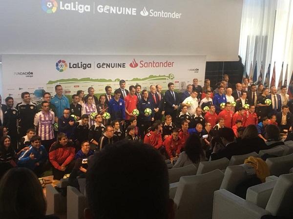 Treinta clubs forman la segunda edición de la Liga Genuine Santander. Foto: Grupo AMÁS